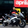 World Super Bike 2009 with aprilia racing