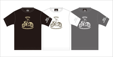 bikeman tee