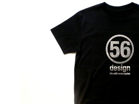 56design logo tee